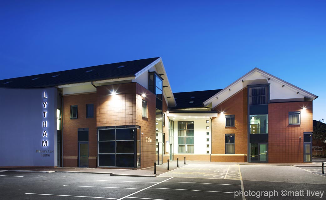 lytham healthcare facility architects